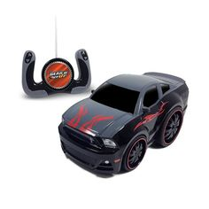 Jam'n Products Gear'd Up Ford Mustang Chunky Remote Control Vehicle, Grey