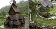 16+ Pics Of Fairy Tale Architecture From Norway | Bored Panda
