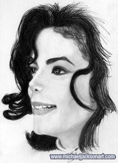 MJ - beautiful drawing