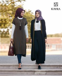 Tunik Modelleri Kayra 2016 – Best Of Likes Share Hijab Style Dress, Hijab Look, Casual Hijab Outfit, Hijab Elegante, Hijab Chic, Iranian Women Fashion, Islamic Fashion, Muslim Girls, Muslim Women