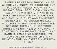 how i met your mother quotes - Google Search