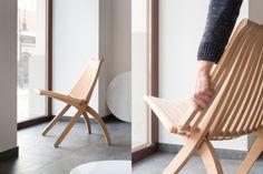 Krzesło+LOTOS+buk+naturalny // POLITURA