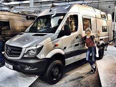 CS Independent camper van from CS Reisemobile.