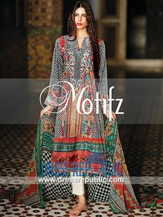 Motifz Designer Embroidered Lawn Dresses 2014 Eid Buy Online Motifz Designer Embroidered Lawn Dresses 2014 Eid in Oman. Qatar and Bahrain. Complete Sets in Wholesale Prices also Available! by www.dressrepublic.com