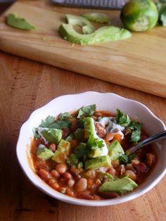 Vegan chilli | A Cozinha da Ovelha Negra