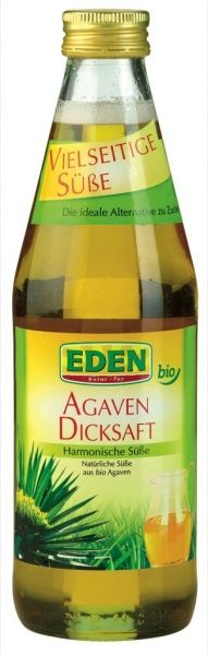 Bio agavin sirup, Eden, 330 ml 4,99€