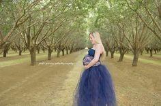 Jupe en tulle tutu jupe maternité/maternité par designbycboutique
