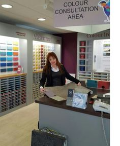 Patricia Is A Colour Consultant At Our Athlone Store Email Poconnor