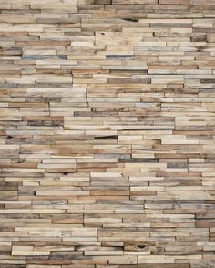 Wonderwall Studios exclusively uses wood that is salvaged from abandoned houses, derelict sheds, rail road-sleepers, naturally fallen trees and old floors. Pine Wood Texture, Stone Texture, 3d Design, Wooden Wall Panels, Stone Cladding, Wood Source, Energy Efficient Homes, Graphic Wallpaper, Decorative Panels