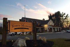 Town Market Andover Menu