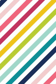 Happy Stripe iPhone Wallpaper by Emily Ley Wallpaper For Your Phone, Cool Wallpaper, Mobile Wallpaper, Pattern Wallpaper, Iphone Wallpaper, Stripe Wallpaper, Colorful Wallpaper, Galaxy Wallpaper, Backgrounds Wallpapers
