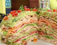 Gourmet Recipes, Mexican Food Recipes, Healthy Recipes, Guacamole, Argentina Food, Argentina Recipes, Detox Diet Drinks, Salty Foods, Sandwiches For Lunch