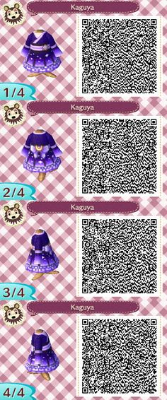 43 Best Animal Crossing Hair Clothing Qr Codes Images Animal