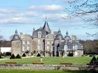 Château de la Bourbansais   Unknown architect, late 17th century  Pleugueneuc, Brittany, France