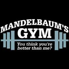Seinfeld - Mandelbaum's Gym
