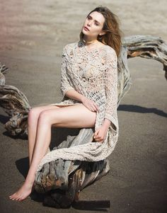 Elizabeth Olsen in Anna Sui  photographed by David Bellemere for The Edit, April 2015.