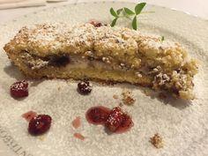 Torta Antica Roma #armandoalpantheon #restaurante #restaurant #ristorante #roma #italia #receita #ricetta #recipe #dessert #dolce #doce #sweet #sobremesa #ricotta #ricota