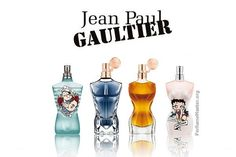 Jean Paul Gaultier Perfume Collection 2016
