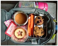 Nut free school lunch ideas - some of these have egg, though, but HOPEFULLY my little girl outgrows at *least* that allergy by the time she's school age
