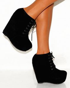 Wedge Boots Ankle
