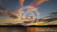 Photo about A very colorful sunset over the lake with cirrus clouds. Image of lake, river, sunset - 49054108 Cirrus Cloud, Colorful Clouds, Danube River, Celestial, Stock Photos, Sunset, Photography, Outdoor, Fotografie