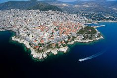 Kavala by Visit Greece, via Flickr