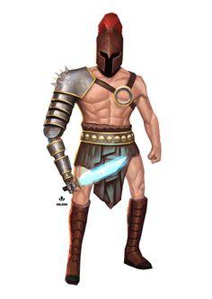 V # Gladiator by Visjon on DeviantArt