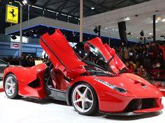 Top 15 green supercars: Ferrari LaFerrari