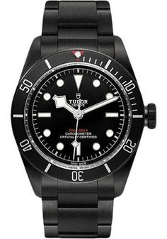 Tudor - Heritage Black Bay Black PVD Steel - Bracelet Watch 79230DK-bracelet