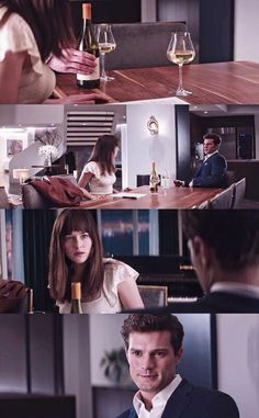 I watched Fifty Shades already two times. The movie was amazing. I recommend it to new and old fans of the series. They did a good job with the movie. Jamie and Dakota did such a great job.
