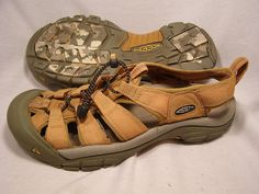 c58042e92110 Keen Waterproof Sport Sandals Mens Size 8 - 8.5  KEEN  SportSandals