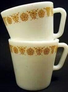 Corelle Dishware - 70's