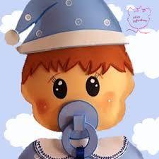Resultado de imagen de fofuchas bebes niños