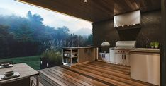 Outdoor Kitchens, Stainless steel sinks, fireclay sinks