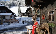Holiday Village Kirchleitn in Austria – Family Hotel in Carinthia