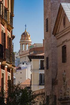 @jlajaus 2017. Madrid, desde la calle Bordadores