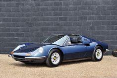 1973 Ferrari 246 'Dino' - GTS - 2 Owners
