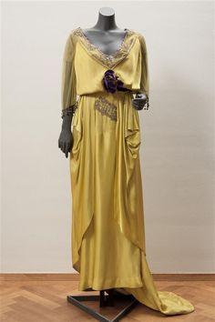 1914 - Ganz & Cie. Silk.
