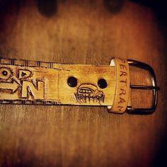 Chris 's belt