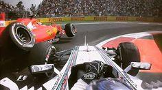 Time for our weekly Bottas/Raikkonen collision. No further action say the stewards. #F1 #MexicoGP #Williams #Ferrari #ValtteriBottas #KimiRaikkonen by f1