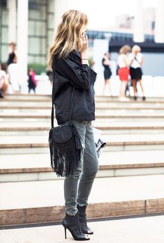 3 Understated Ways to Wear the Western Trend This Fall via @WhoWhatWear