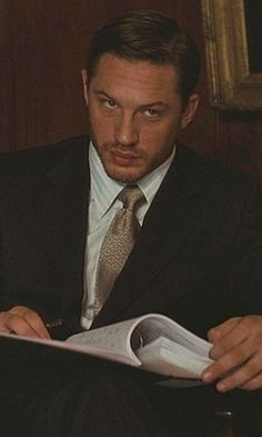 Tom Hardy: Gay Getaway Driver Then Eames