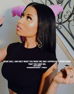 Image result for nicki minaj quotes tumblr