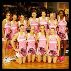 Adelaide Thunderbirds wore their inaugural Indigenous dress in their clash against the Melbourne Vixens over the weekend. What do you think of the design? Do you love it as much as we do?