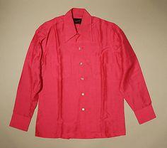 1954 Schiaparelli Shirt