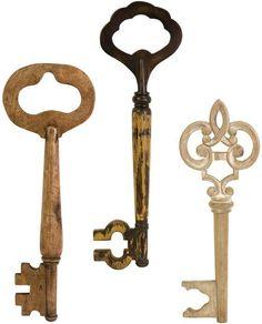 Walter Wooden Wall Keys