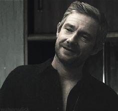 Do you like what you see, Sherlock?