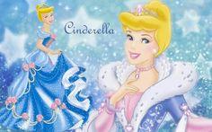 Walt Disney Princess Cinderella Official Princesses And Princes Games For