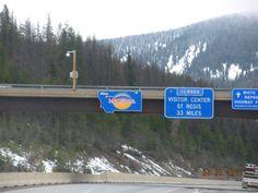 Lookout Pass Montana