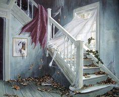 Illustration by Norma Burgin from the book Mouse, Look Out! by Judy Waite